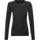 Devold Hiking Naiset Pitkähihainen paita , musta